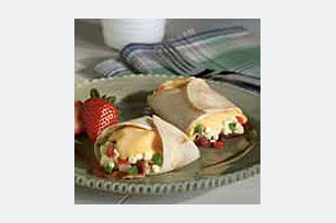 Denver Bacon Burrito Image 1