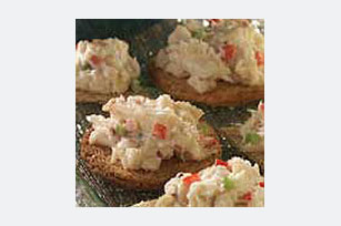 Deviled Crabmeat Spread