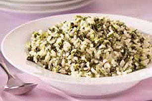 Dijon Rice Florentine Image 1