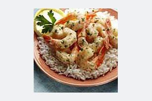 Dijon Shrimp Scampi Image 1