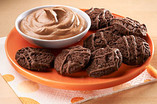 Double-Chocolate Cookie Dippers & Mousse Image 1