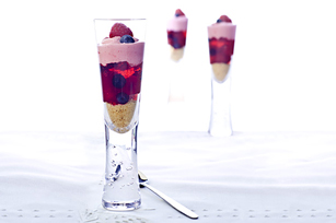 Double-Fruit Parfaits Image 1