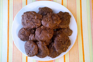 Double Peanut Butter Chocolate Bliss Cookies Image 1