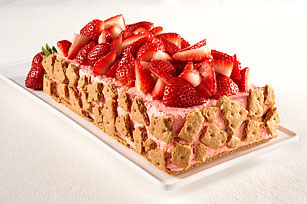 Double-Strawberry Mousse Image 1