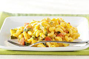 Double-Cheese and Veggie Macaroni Image 1
