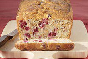 Cranberry Bread Recipe Image 1