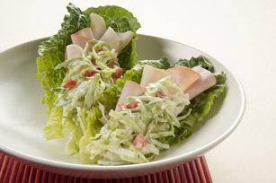 Deli Duet Lettuce Roll-Ups