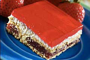 Double Strawberry Bars Image 1