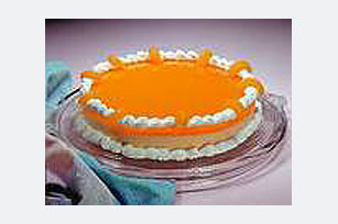 Easter Orange Cake Image 1