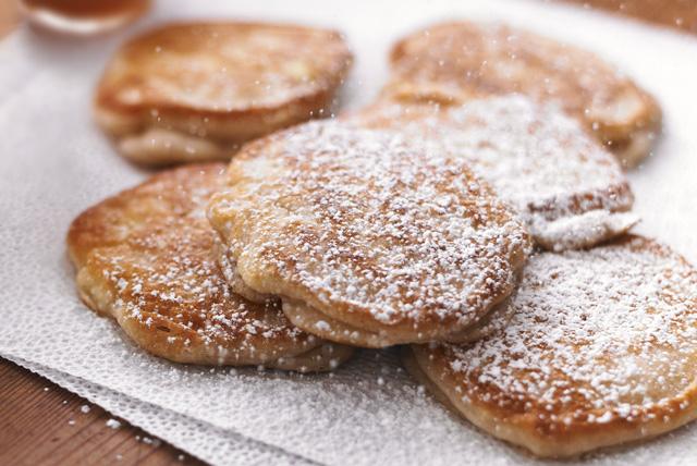 Fáciles buñuelos de manzana Image 1