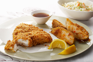 Easy Baked Fish & Chips for Two Image 1