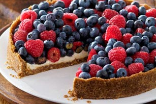 "Easy Berry ""Torte"""