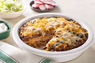 Easy Enchilada Pie