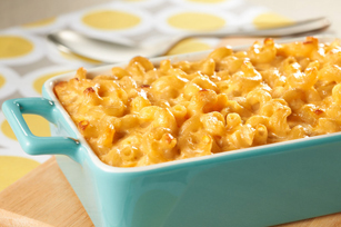 Easy Homemade Macaroni & Cheese