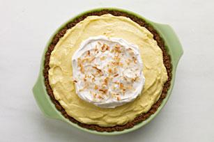 Easy Lemon-Coconut Cream Pie