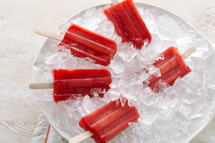 Easy No-Drip Pops