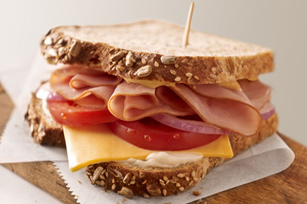 Easy Pleaser Ham & Cheeser Image 1