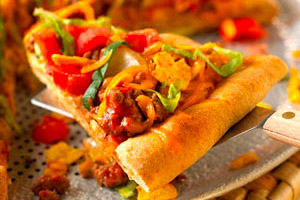 Easy Taco Pizza Image 1