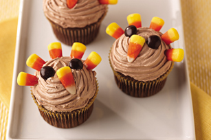 Easy Turkey Cupcakes Image 1