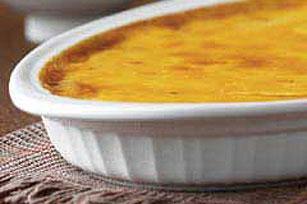 Easy Banana Crème Brûlée