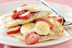 Easy Banana Pancakes - Kraft Recipes