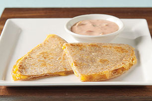 Easy Cheese Quesadillas Image 1
