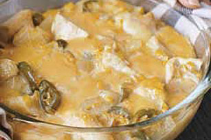 Easy Cheesy Chicken Casserole Image 1