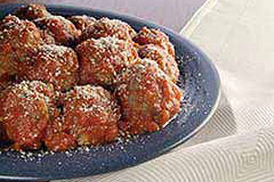 Easy Cheesy Meatballs Image 1