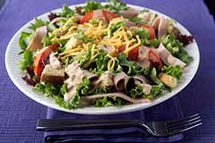 Easy Chef's Salad