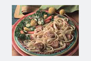 Easy Chicken Fettuccine Image 1