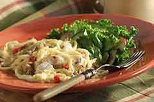 Easy Chicken Tetrazzini Image 1