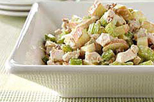 Easy Chicken Waldorf Salad