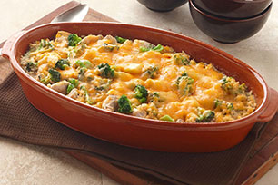 Easy Chicken & Rice Divan Image 1
