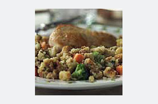 Easy Chicken & Vegetable Skillet Image 1