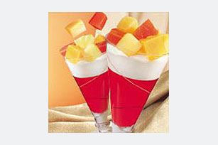 Easy Fruit Parfaits Image 1