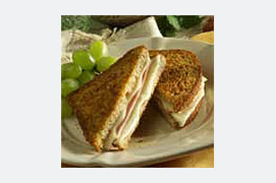 Easy Grilled Ham & Swiss Image 1