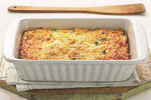 Easy Ham & Broccoli Bake Image 1