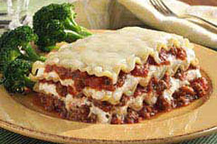 Easy Hearty Lasagna Image 1