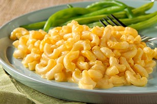 Easy Homestyle Macaroni & Cheese
