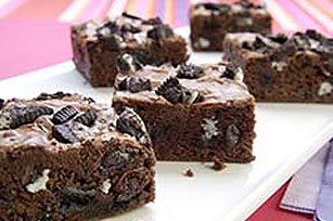 Chocolatey Cookie Crunch Brownies Image 1