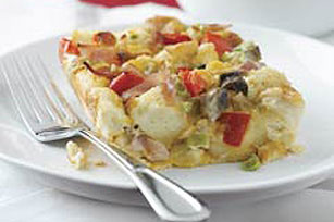 Easy Oven Brunch Bake