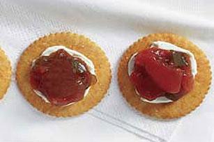 Sencillos bocaditos con salsa Image 1