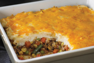 BULL'S-EYE Shepherd's Pie