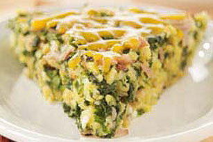 Easy Spinach Pie Image 1