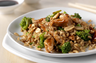 Easy Teriyaki Chicken & Brown Rice