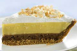Easy Toasted Coconut Pie Image 1