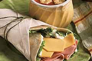 Easy Sandwich Wrap Image 1