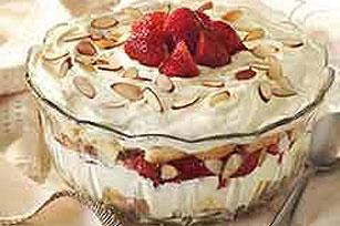 Eggnog Trifle Image 1