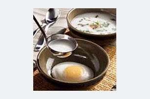 Eggs Changua Style Image 1