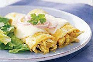 Enchiladas verdes Image 1